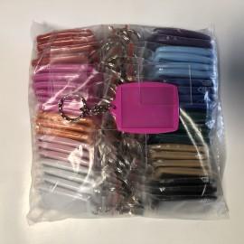 07. Keretes kulcstartó -  vegyes (40 darabos csomag)