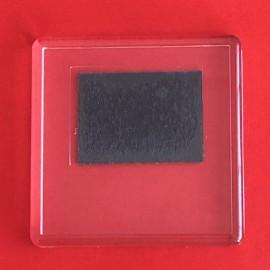 12.1. Műgyantás hűtőmágnes alap  (négyzet - 57x57mm)