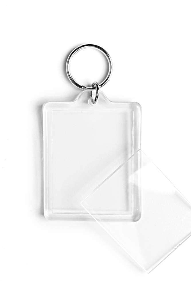 01. Kulcstartó (45x35) - karikával