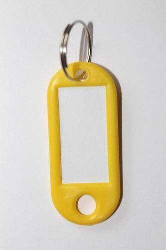 28. Bilétás kulcstartó - sárga
