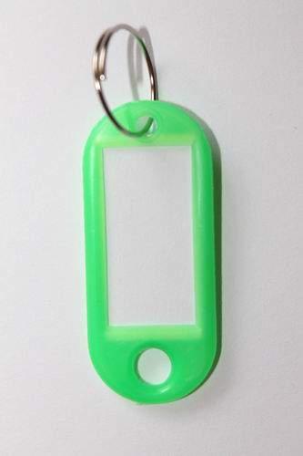 31. Bilétás kulcstartó - zöld